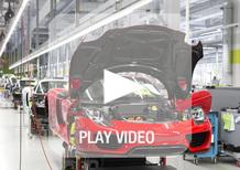 Porsche 918 Spyder, ecco come nasce il mito [video]