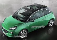Opel Adam, da oggi anche con tetto in tela e nuovo cambio robotizzato