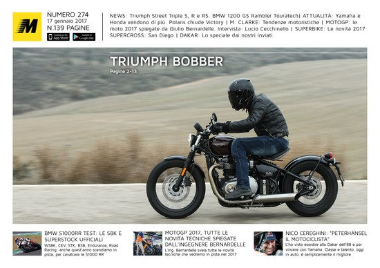 Magazine n°274, scarica e leggi il meglio di Moto.it