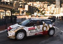 Rally di Montecarlo: Loeb vince la prima prova speciale