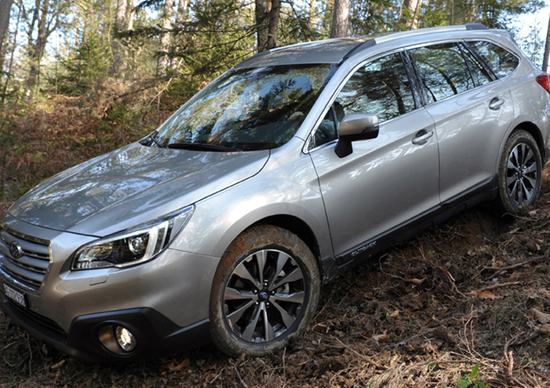 Nuova Subaru Outback Eyesight