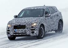 Jaguar F-Pace: ecco le foto spia del SUV inglese in fase di test