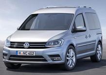 Volkswagen Caddy restyling: quando il multispazio diventa elegante