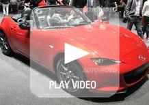 Mazda al Salone di Ginevra 2015
