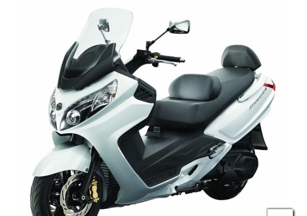 Sym Maxsym 400 i ABS (2011 - 17) (2)