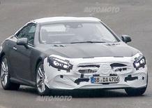 Mercedes SL: è tempo di restyling