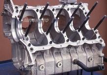 Il basamento dei motori: sollecitazioni spaventose e tanta tecnologia