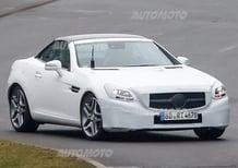 Mercedes SLC: in arrivo il restyling della SLK con un nuovo nome