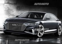 Audi prologue Avant concept: ispira le future station di Ingolstadt