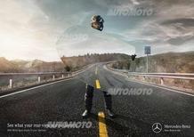 Mercedes Blind Spot Assist: ora anche la pubblicità progresso