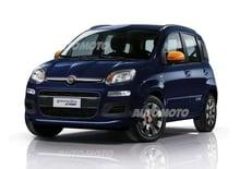 Fiat Panda K-Way: edizione speciale