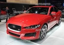 Jaguar al Salone di Ginevra 2015