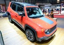 Jeep al Salone di Ginevra 2015