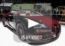 Bugatti al Salone di Ginevra 2015