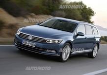 Volkswagen Passat: a Ginevra, Auto dell'Anno 2015