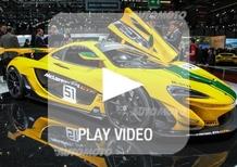 Salone di Ginevra 2015: tutte le supercar [Video]
