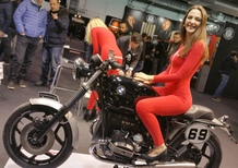 Barracuda al Motor Bike Expo