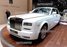 """Taylor, Rolls-Royce: «Il nuovo """"SUV"""" non è in contraddizione con la nostra storia»"""