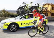 Citroën partner della squadra di ciclismo Tinkoff-Saxo