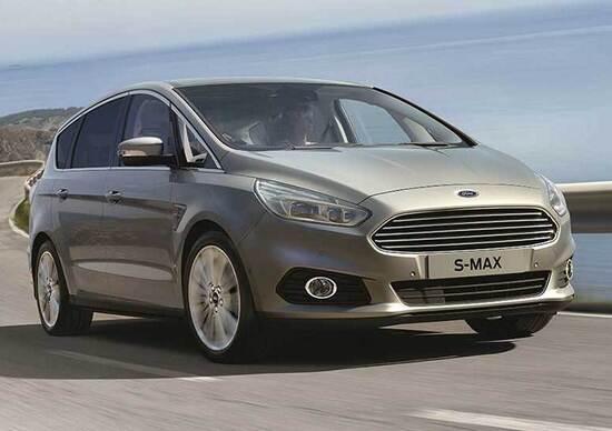 Nuova Ford S-Max: tutti i dettagli svelati da chi l'ha progettata