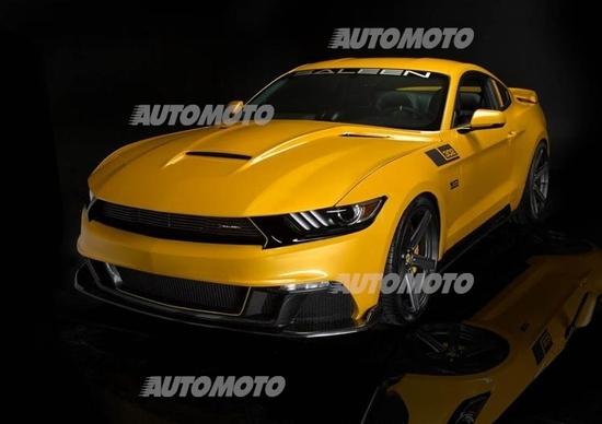 Saleen S302 Black Label: la Mustang più potente di sempre