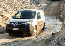 Renault Kangoo Express X-Track [Video primo test]