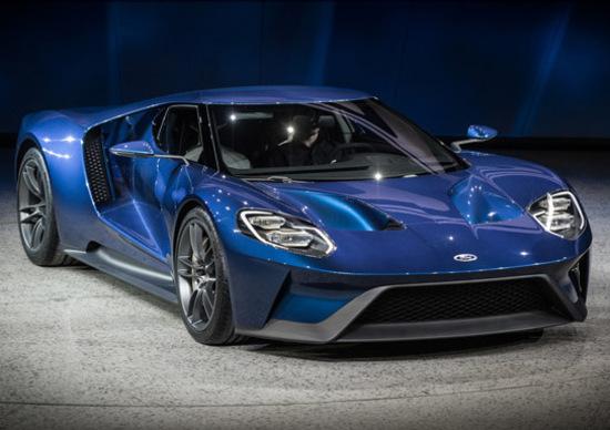 nuova ford gt  dati su potenza peso coppia  velocita