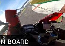 Honda Fireblade CBR 1000RR SP1 onboard a Portimão