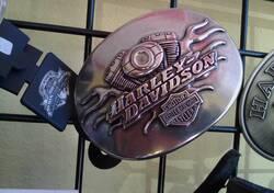 Fibbia originale Harley-Davidson