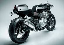 Honda CB 750 CR, by Rebellion of the Machines