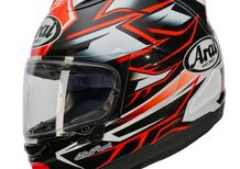 Arai RX-7 V Ghost Red