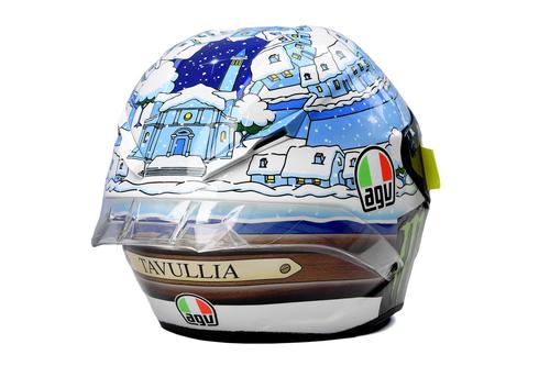 Test nella palla di neve per Rossi (3)