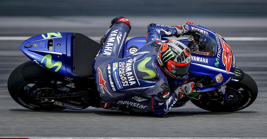 MotoGP. Test Sepang 2017. Viñales più veloce di tutti
