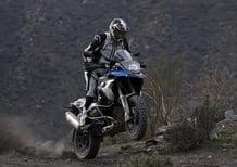 BMW R1200GS 2017 Rallye ed Exclusive Test