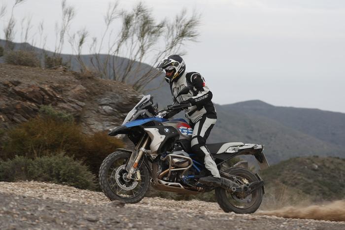 La versione Rallye può essere dotata di sospensioni Sport: hanno maggiore escursione (+20mm) e sono più rigide