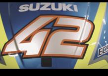 Suzuki: dentro il reparto corse