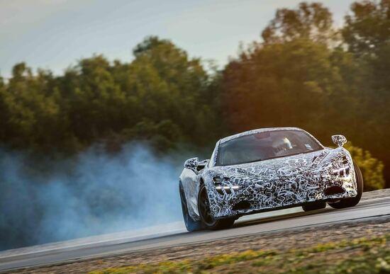 McLaren Super Series, seconda generazione ancora più dinamica