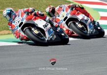Libri per motociclisti. Ducati Corse. 2016 Official Yearbook
