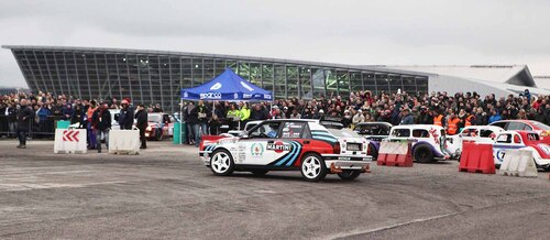 Automotoretrò e Automotoracing: dall'epoca al drifting, tutti al Lingotto Fiere di Torino! (3)