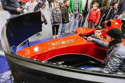 Automotoretrò e Automotoracing: dall'epoca al drifting, tutti al Lingotto Fiere di Torino! (6)
