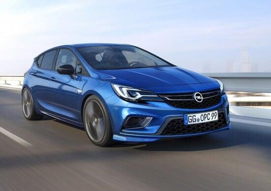 Nuova Opel Astra OPC [Rendering]
