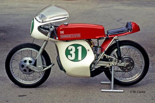 Un bellissimo esemplare di RES Silverstone del 1967. Questa 250 da competizione, destinata ai piloti privati, ha ottenuto buoni risultati nelle gare inglesi ma all'estero si è vista ben poco