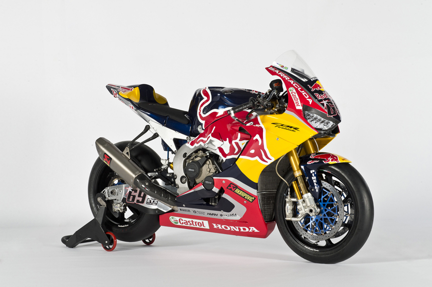Presentato il team Red Bull Honda World Superbike (4)