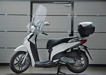 Kymco People One 125i DD (2015)