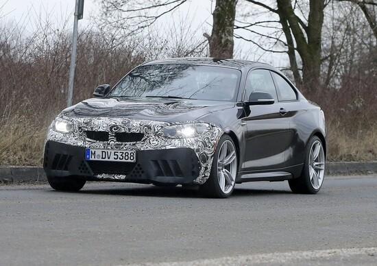 New BMW M2 my2018