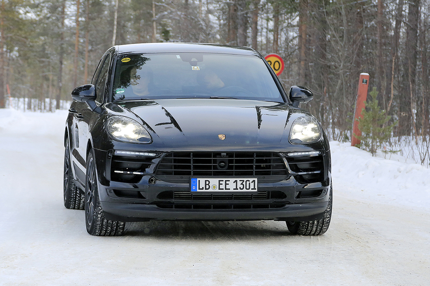 porsche macan restyling 2018. perfect restyling 1 di 8 with porsche macan restyling 2018 0