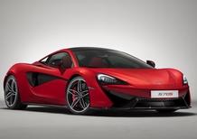 McLaren produrrà in casa i telai in carbonio
