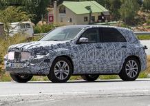 Nuova Mercedes GLE 2018: il nostro spy [Video]