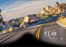 KTM più Nuviz per la realtà aumentata HUD