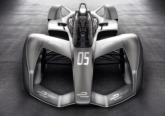 Formula E, ecco la concept della monoposto per la stagione 2018/2019